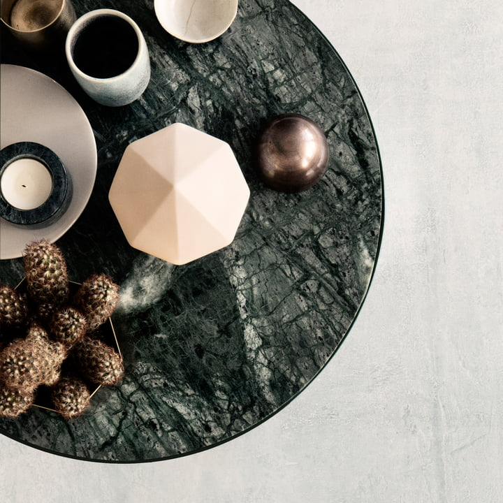 Marble Table By Ferm Living In The Shop