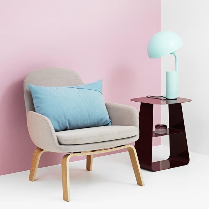 Normann Copenhagen - Cap Table Lamp, misty-blue