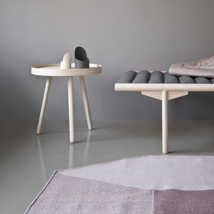 The Willenz Volume Rug by Menu in earth