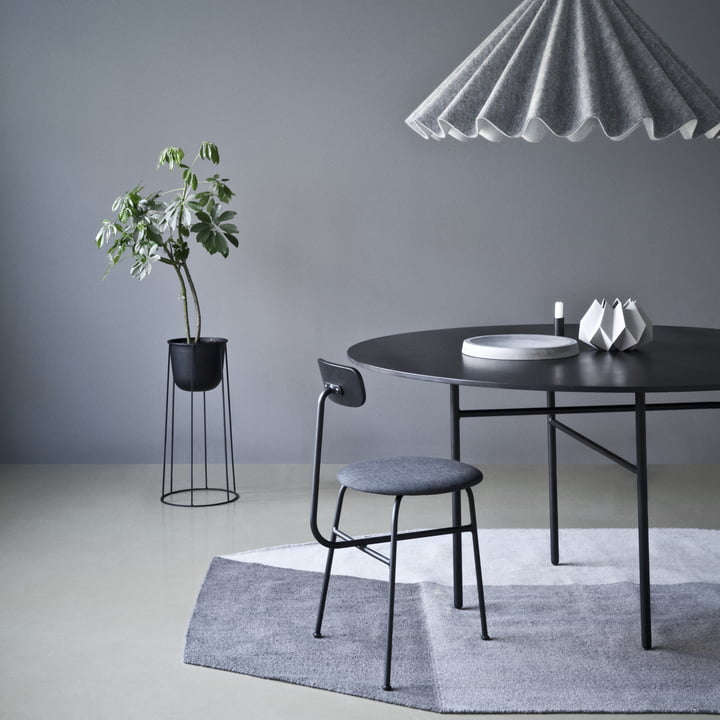 The Willenz Volume Rug by Menu in stone