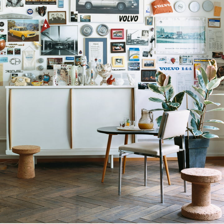 Vitra - Cork Family, in the office