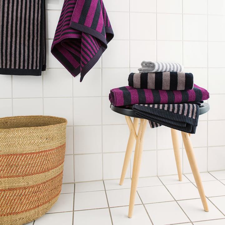 Marimekko - Kaksi Raitaa - Towel