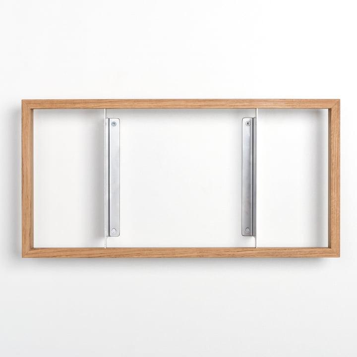 das kleine b - Shelf b5 H 25.2 cm, W 50.5 cm