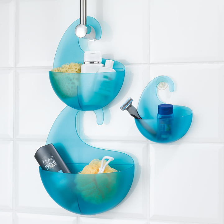 Koziol - Surf Bath Utensilo with Handle