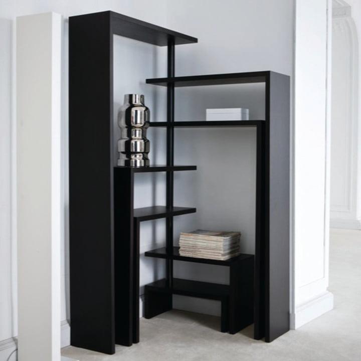 Zanotta - Joy Rotating Shelf Unit -corner