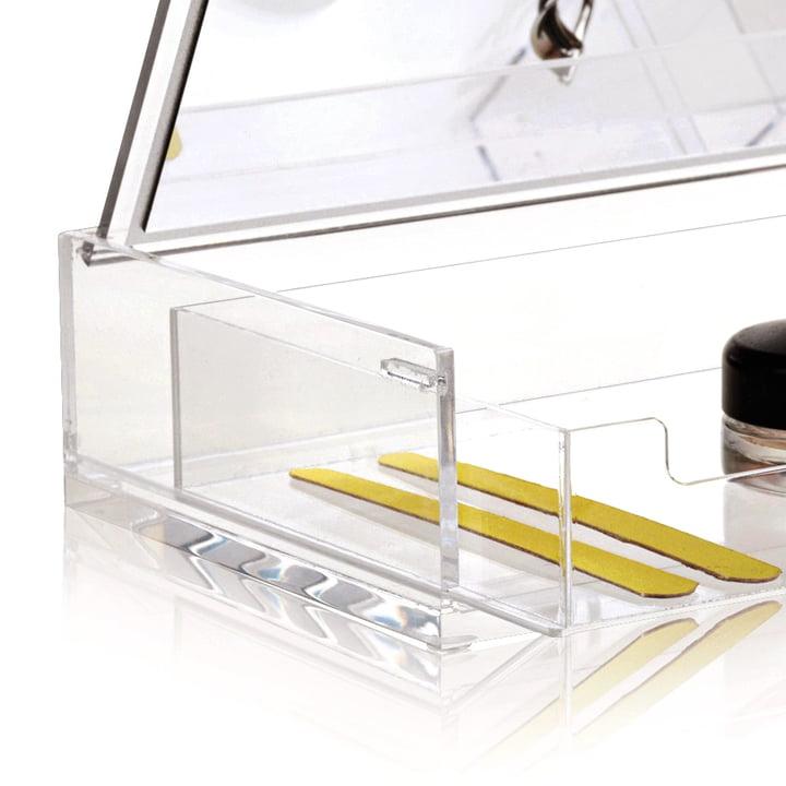 Nomess - Clear Mirror box