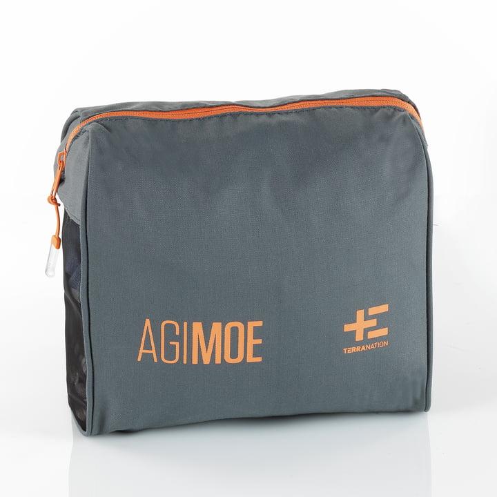 Terra Nation - Agi Moe Towel, Carry Bag