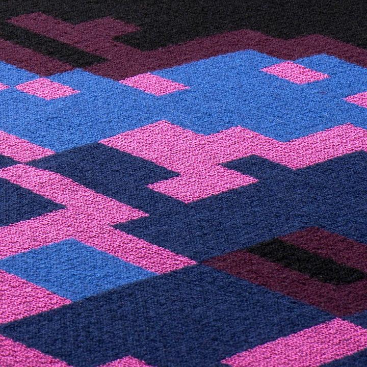 Zuzunaga - Digital Sunset Blanket