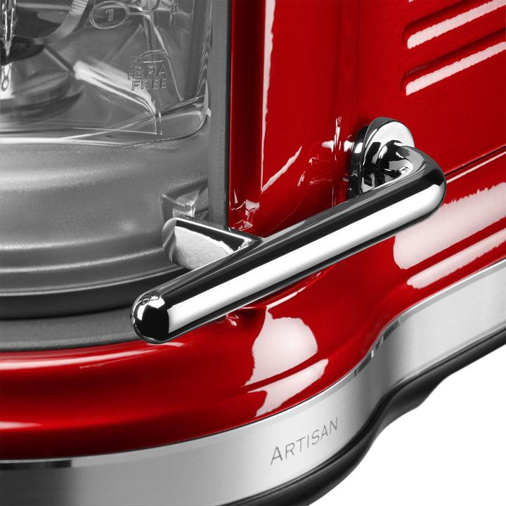 KitchenAid - Artisan Magnetic Drive Blender, empire red