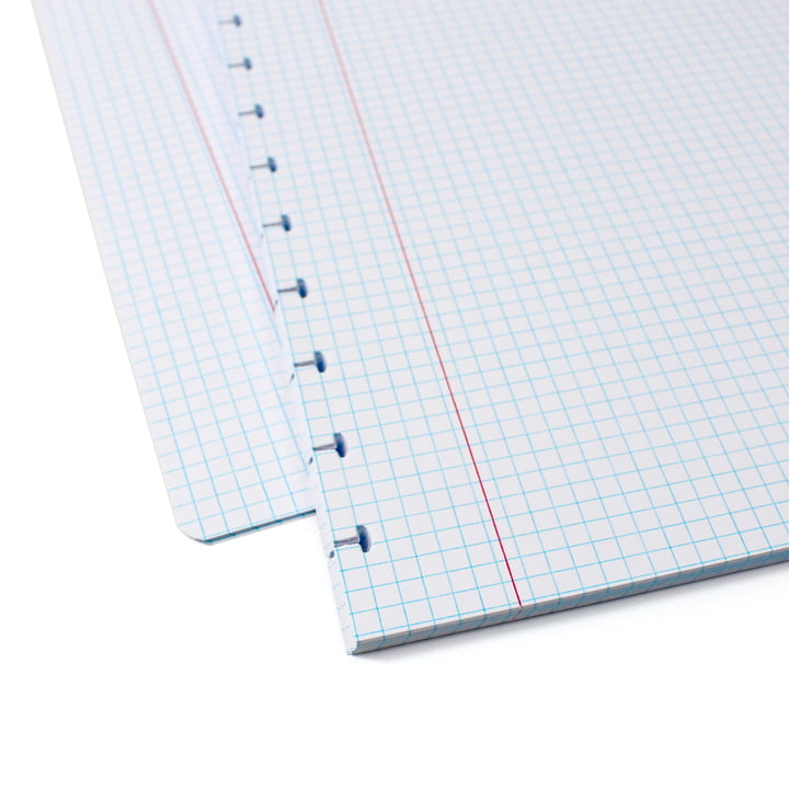 Atoma - Refill pack for the basic notebook, chequered pages