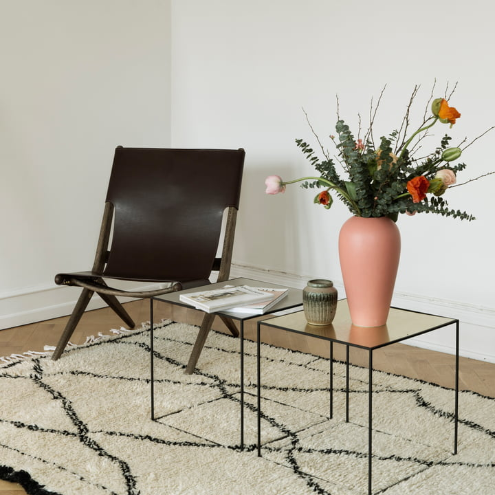 Functional folding chair with timeless design