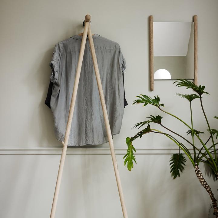 Reduced design in the corridor