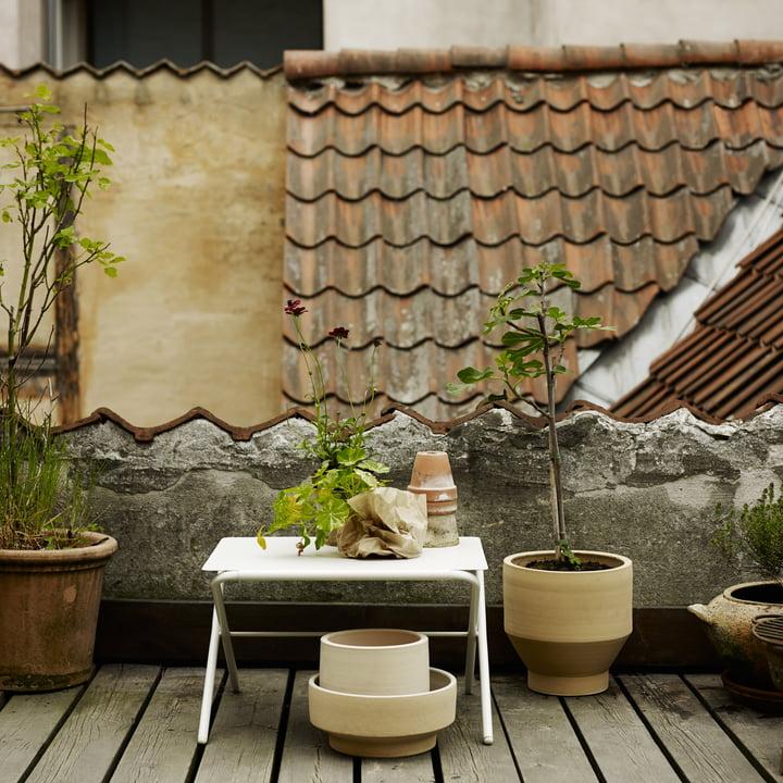 Outdoor Edge Planting Pot for the garden