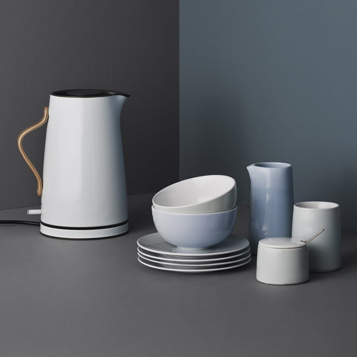 The tea and coffee series Emma by Stelton
