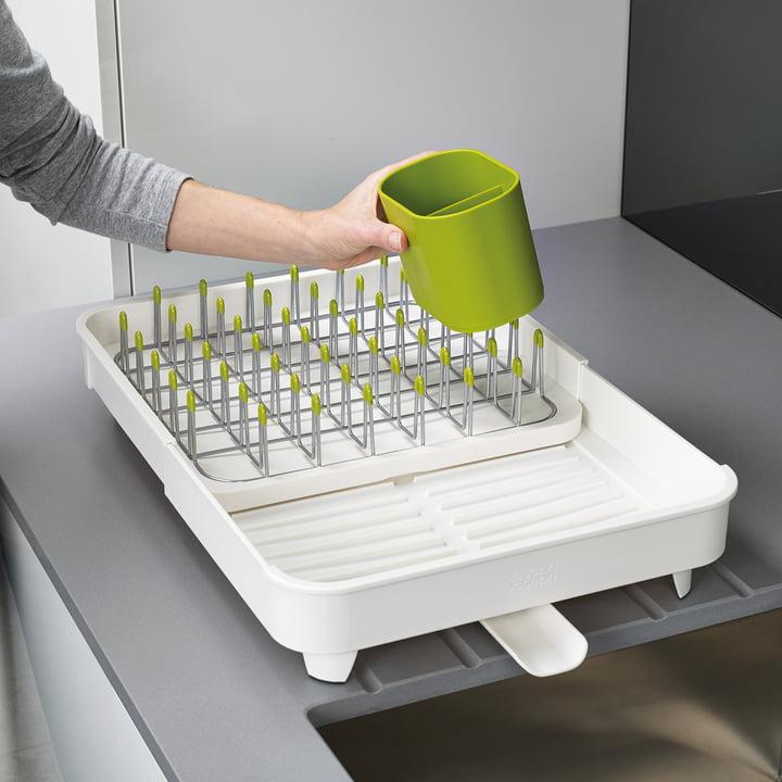 Joseph Joseph - Extend draining rack, green