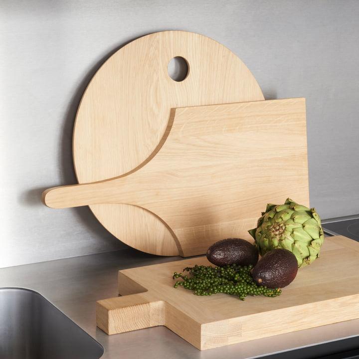 Sculptural kitchen boards