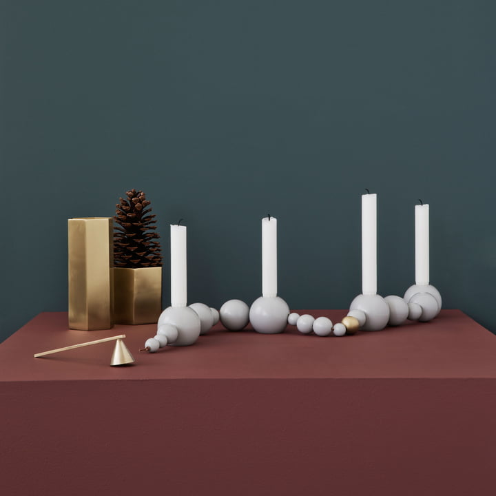 ferm Living - Brass Candlesnuffer