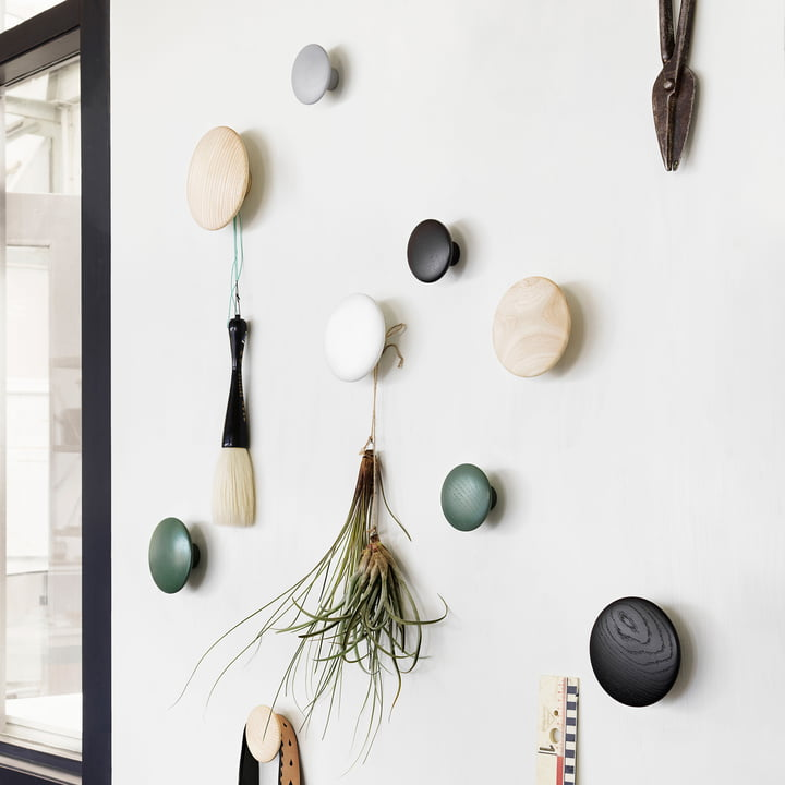 "Muuto - wall hooks ""The Dots"""