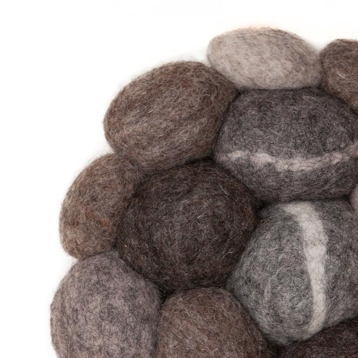 Hardy carpet round by myfelt