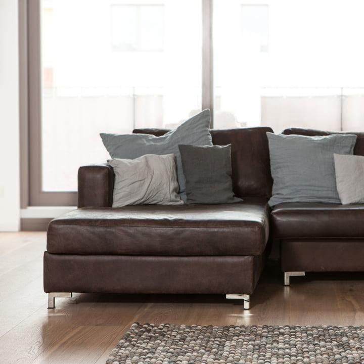 Néla rug rectangular by myfelt