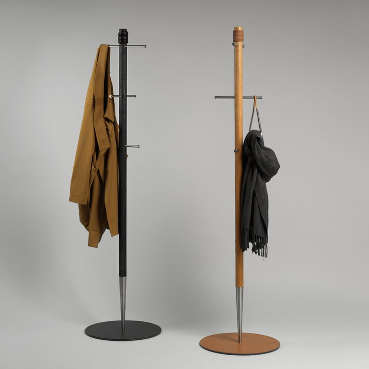 Pencil coat stand by LindDNA