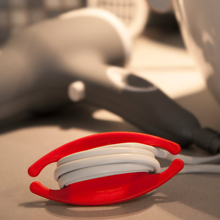 Cord Wrap cable holder by Bobino