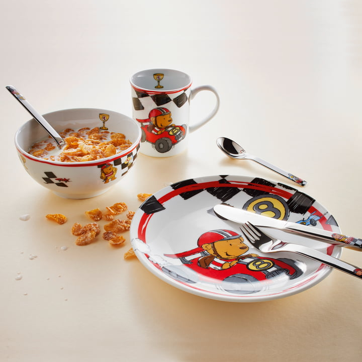 Puresigns - One Quick kids cutlery