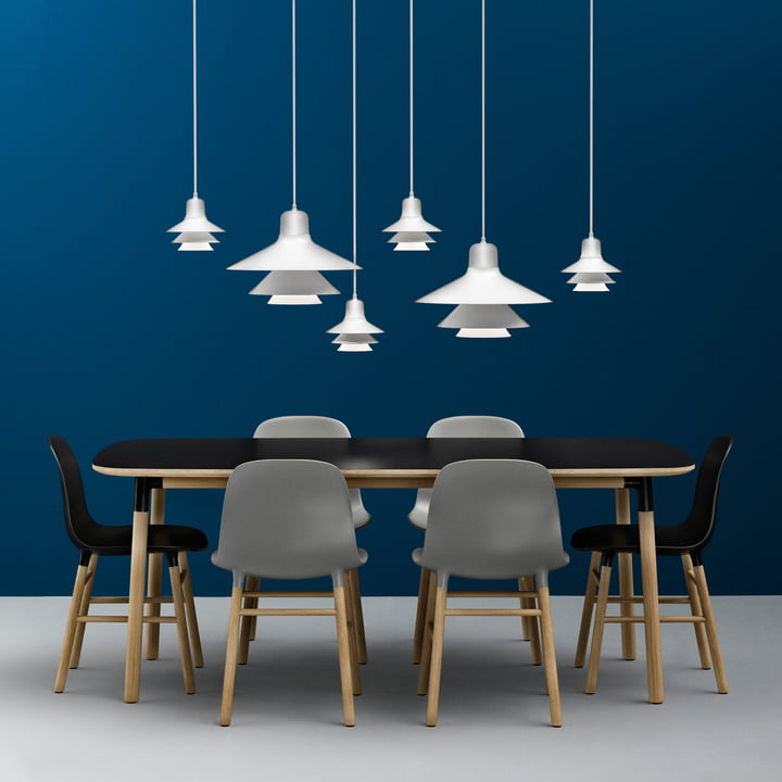 Form table by Normann Copenhagen