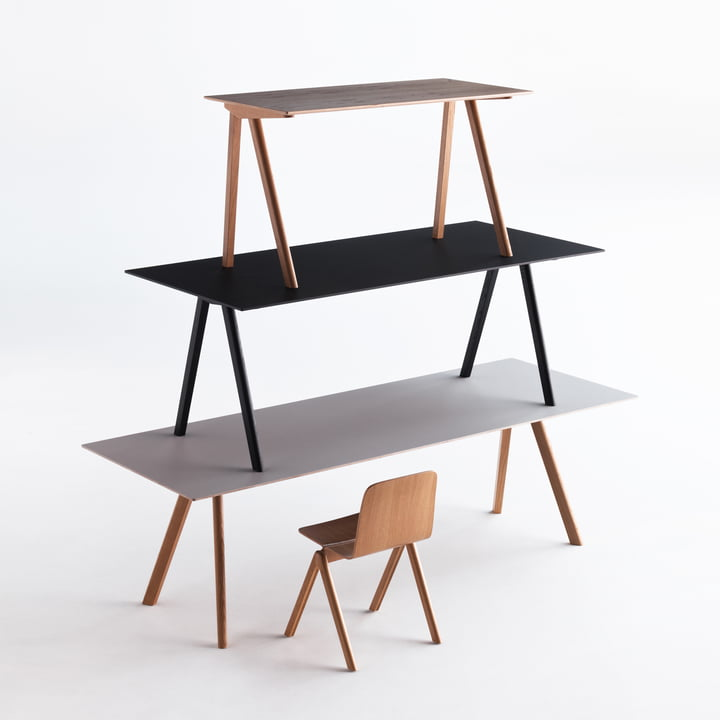 Hay - Copenhague Tables/ Copenhague Chair