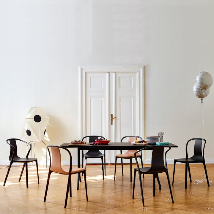 Belleville dining table (160 x 75 cm)