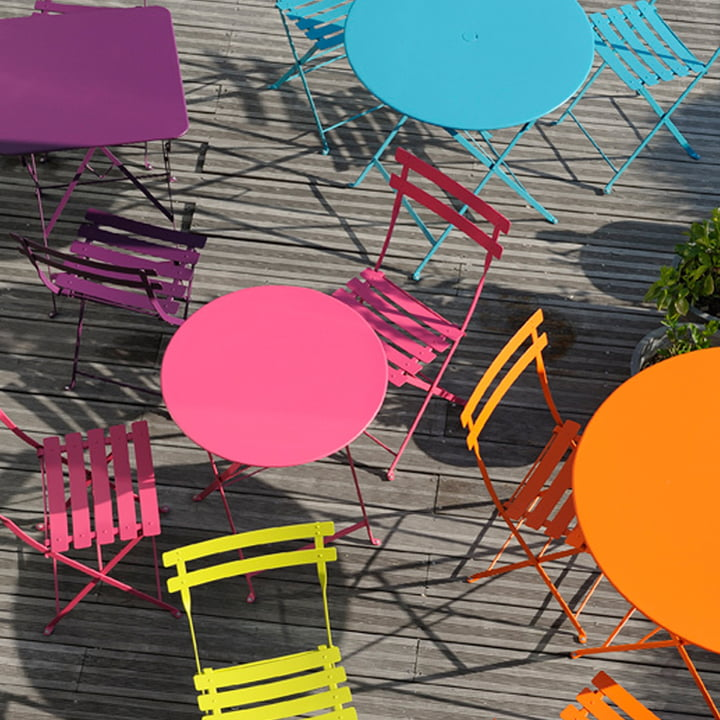 Bistro Furniture Coveted by Café Owners