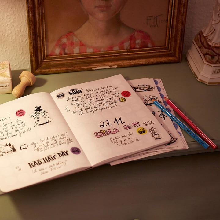 dotty edition - dot on Notebook