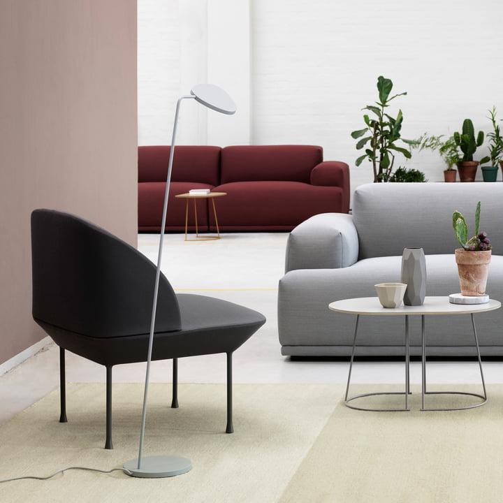 Scandinavian Design for the Living Room.