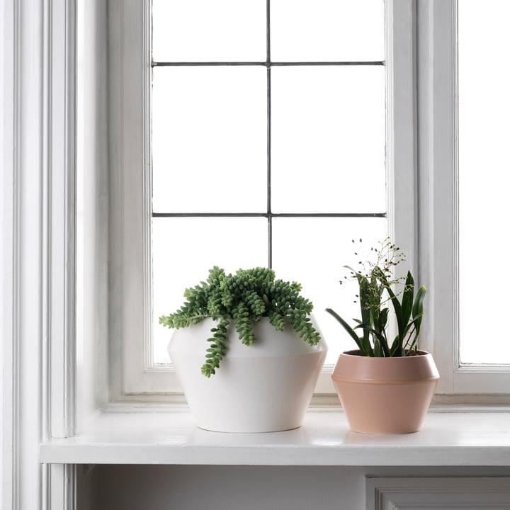 by Lassen - Rimm Flower Pot small, medium