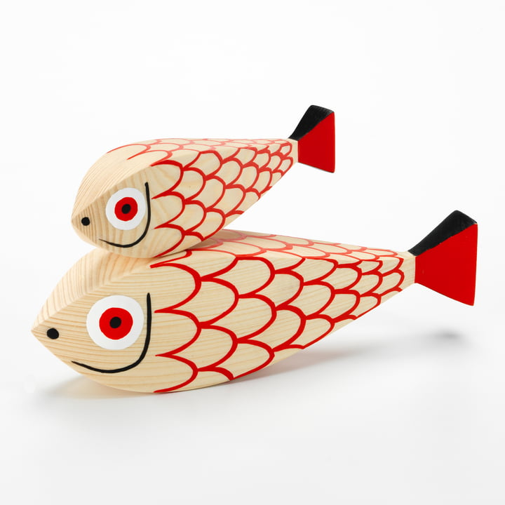 Wooden dolls by Alexander Girard