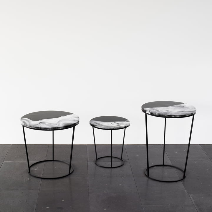 Fosco Side Table by Pulpo