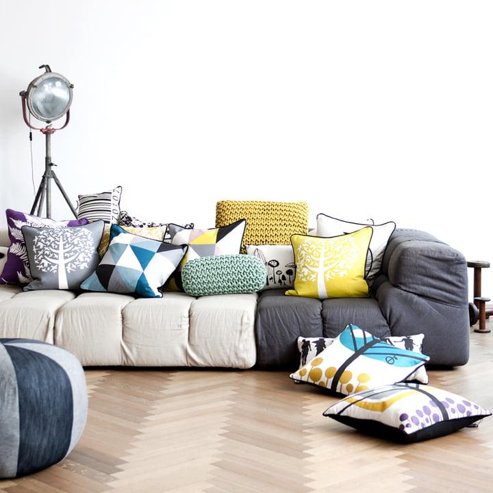 ferm Living - Remix Cushion