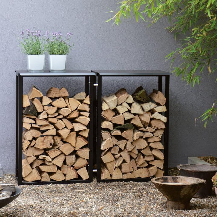 Holzmichel Firewood Stacker by Jan Kurtz