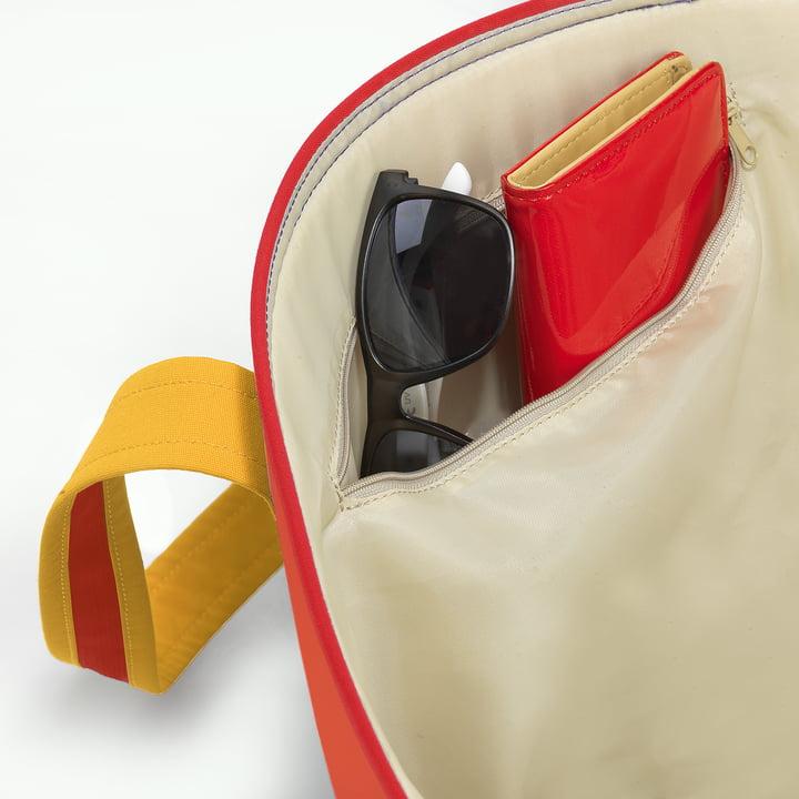 Rau Kopu Beach Bag with Two Compartments