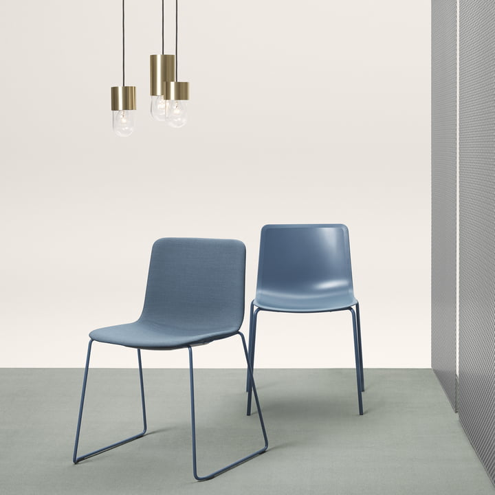 Pato Sledge Chair by Welling & Ludvik