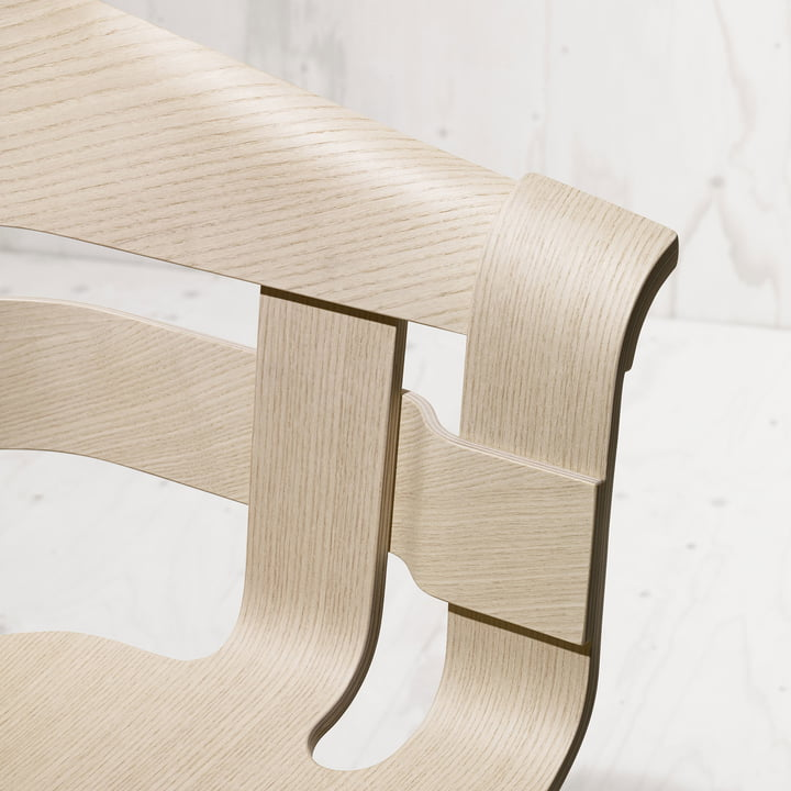 The Wick Chair Wood by Design House Stockholm