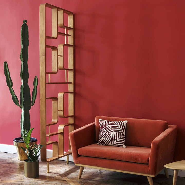 Room Divider with Fifties Collection