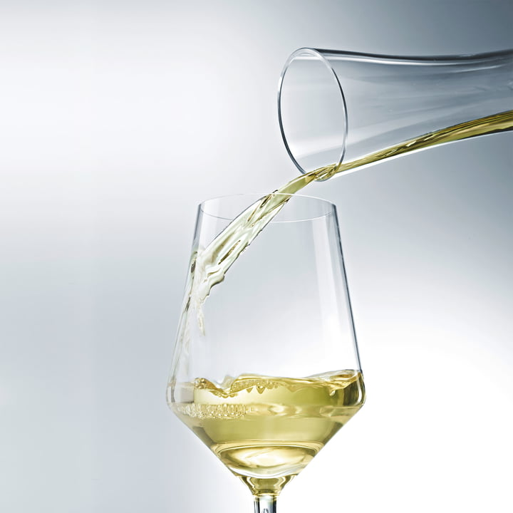Pure White Wine Glass by Schott Zwiesel