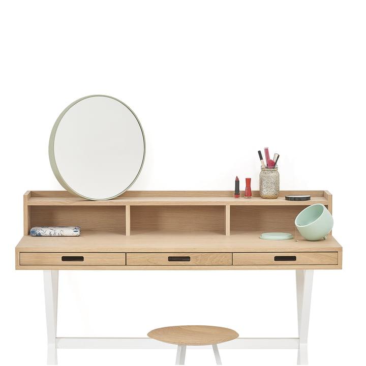 Secretary Hyppolite Desk by Hartô