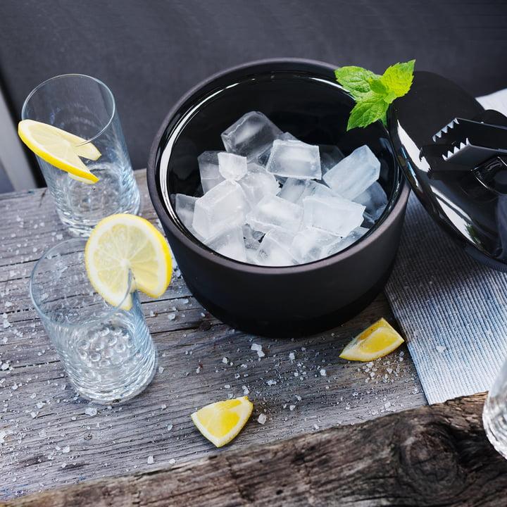 Stylish Ice Bucket: Magisso Self Cooling Ice Bucket