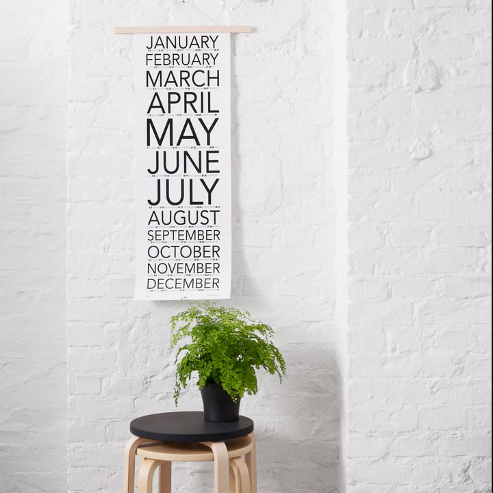 Eye-catcher for every wall - calendar and wall decoration