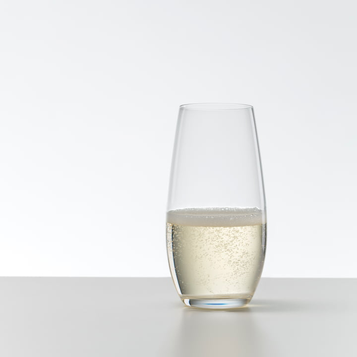 Champagne glass without Stem by Riedel