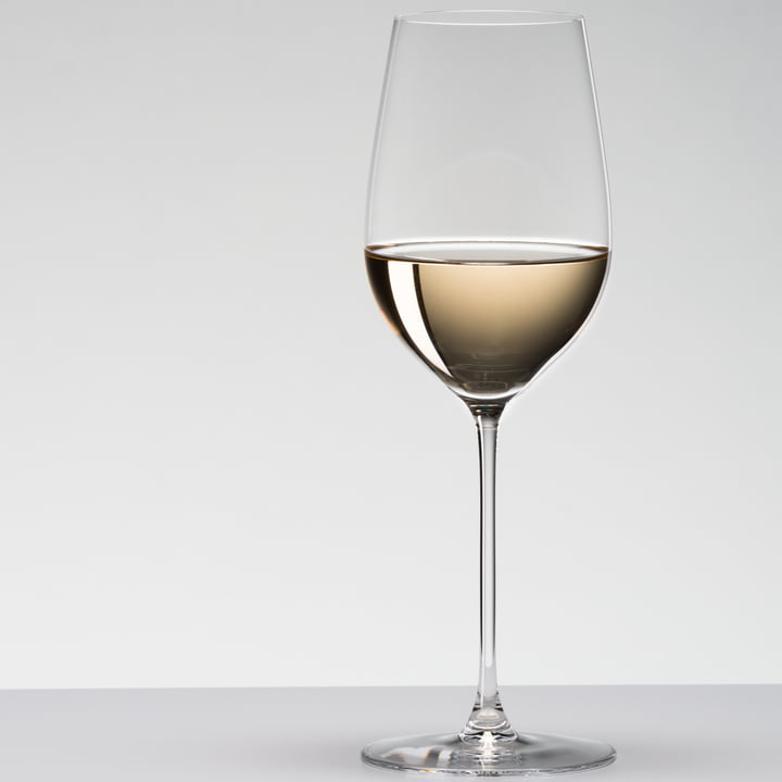 Veritas Riesling / Zinfandel glass by Riedel for white wine