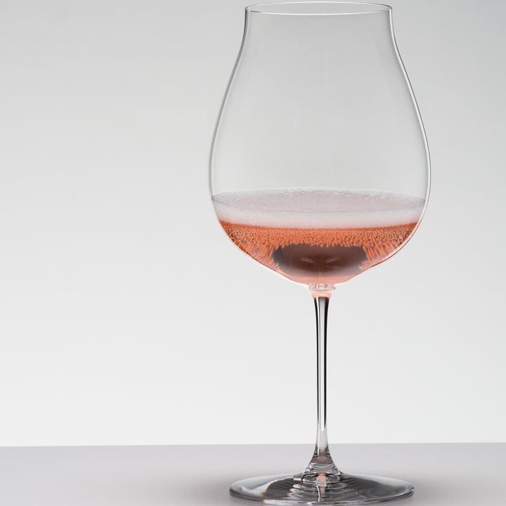 Veritas Glass for Rosé Champagne