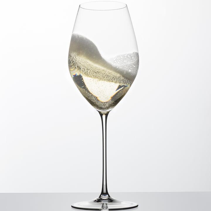 Glass for Blanc de Blancs, Cava, Prosecco, champagne and Franciacorta or wine spritzers